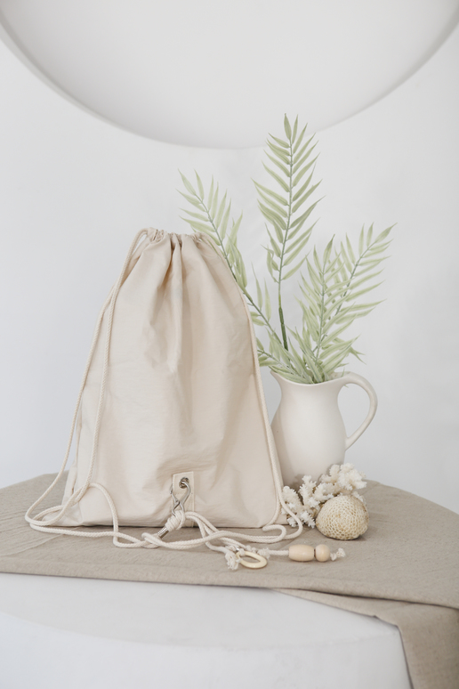 Loof bag beige