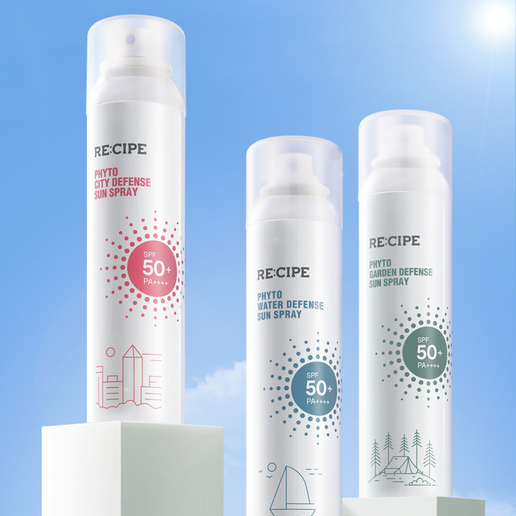 Recipe phyto sunspray